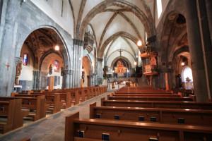 Innenansicht Kathedrale