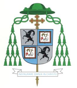 Wappen Bischof Vitus