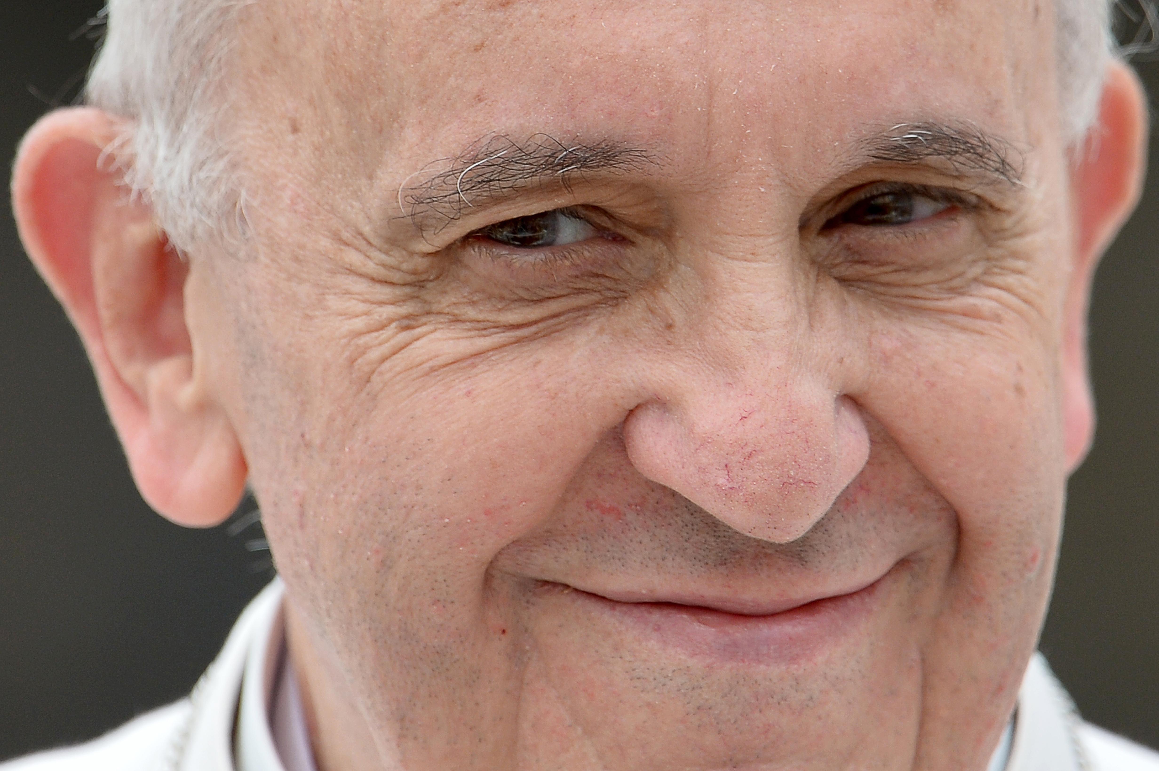 Gebet von Papst Franziskus an die Hl. Familie
