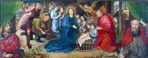 Hugo_van_der_Goes_-_The_Adoration_of_the_Shepherds_-_Google_Art_Project-original II